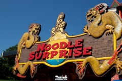 Gardaland park attrazioni fantasy mr ping noodle surprise